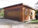 Log Cabins 6 0 X Double Garage